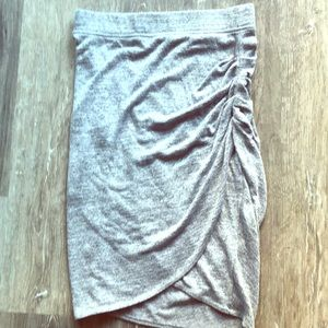 Gray Wilfred skirt